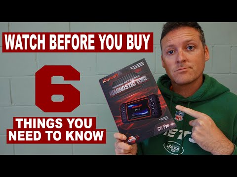 Top 6 Things To Know BEFORE Buying an OBD2 Diagnostic Scan Tool in 2020 & 2021