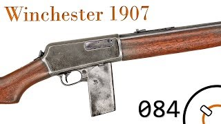Small Arms of WWI Primer 084: French Contract Winchester 1907
