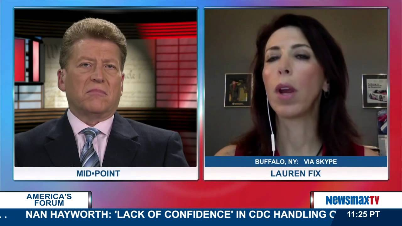 MidPoint |  Lauren Fix to discuss the latest automotive news.