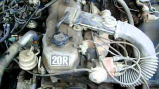 Toyota 20r Crate Motor | Crate Engine Block Supply