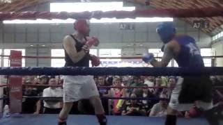 Piasso vs. Giunti · Campionati Italiani Light Boxe 2016