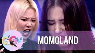 Vice Ganda introduces Filipino dishes to Momoland | GGV