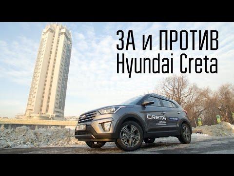 Hyundai Creta ЗА и ПРОТИВ