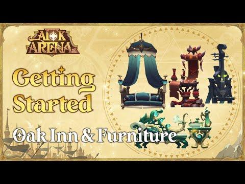 Getting Started: The Oak Inn & Furniture Guide [Tutorial] | AFK Arena