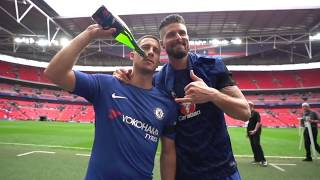 Eden Hazard - Amazing and the Best Moments - Part 2 - 2018 (Funny, Respect and others)