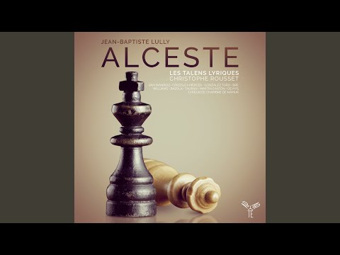 Alceste, LWV 50, Act II, Scene 2: Allons, Allons, La Plainte Est Vaine (Lycomède, Alceste,...