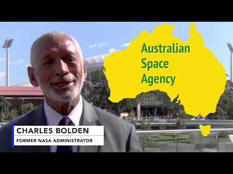 What would YOU name Australia's new space agency?