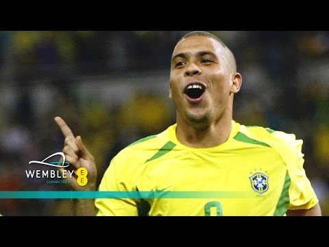 Ronaldo's All-Time Best XI | Dream Team