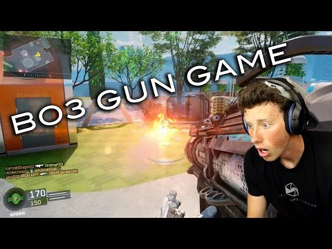 Thumbnail: THE REAL GUN GAME 2.0! (Call of Duty: Black Ops 3)