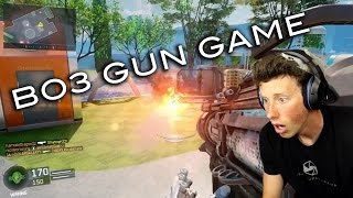 THE REAL GUN GAME 2.0 Call of Duty Black Ops 3