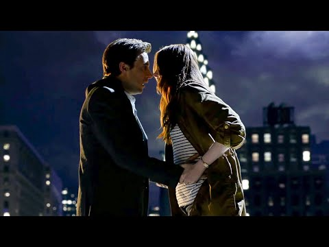 Amy And Rory Jump | The Angels Take Manhattan | Doctor Who