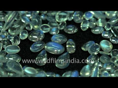 Mineral wealth of Sri Lanka: The stunning Moon stone