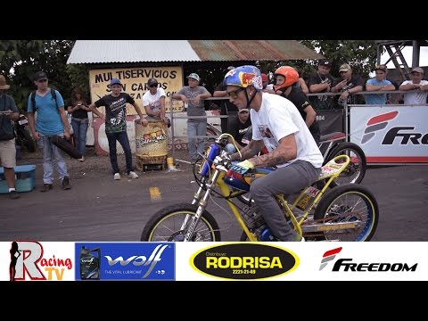 Racing TV  Pista Los Llanos 5ta Fecha Motos