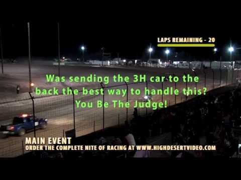 You Be The Judge - 5/31/2014 Street Stocks