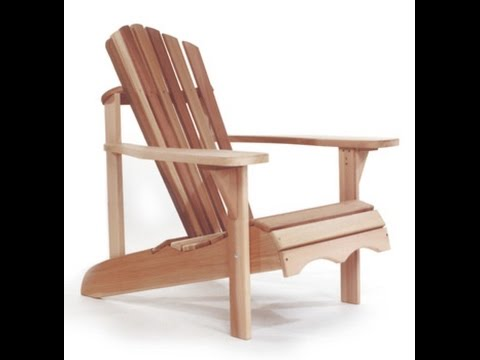 How to Build Wooden Patio Furniture - DIY Patio Furniture ...
