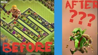 NEW TROLL BASE | BEFORE AND AFTER