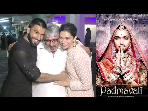 Padmavati Movie First Show Screening - Ranveer Singh,Deepika Padukone,Shahid Kapoor