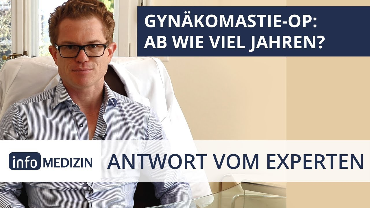 gyn komastie op ab wie viel jahren m glich expertenantwort von dr kiermeir youtube. Black Bedroom Furniture Sets. Home Design Ideas