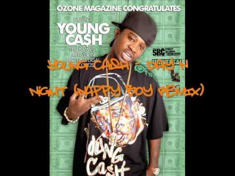 Young Cash - Day N Night (Nappy Boy Remix) + LYRICS