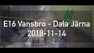 E16 Vansbro   Dala Järna