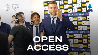 INTER 1-0 HELLAS VERONA | OPEN ACCESS | One step closer...! 🔥⚫🔵🔥