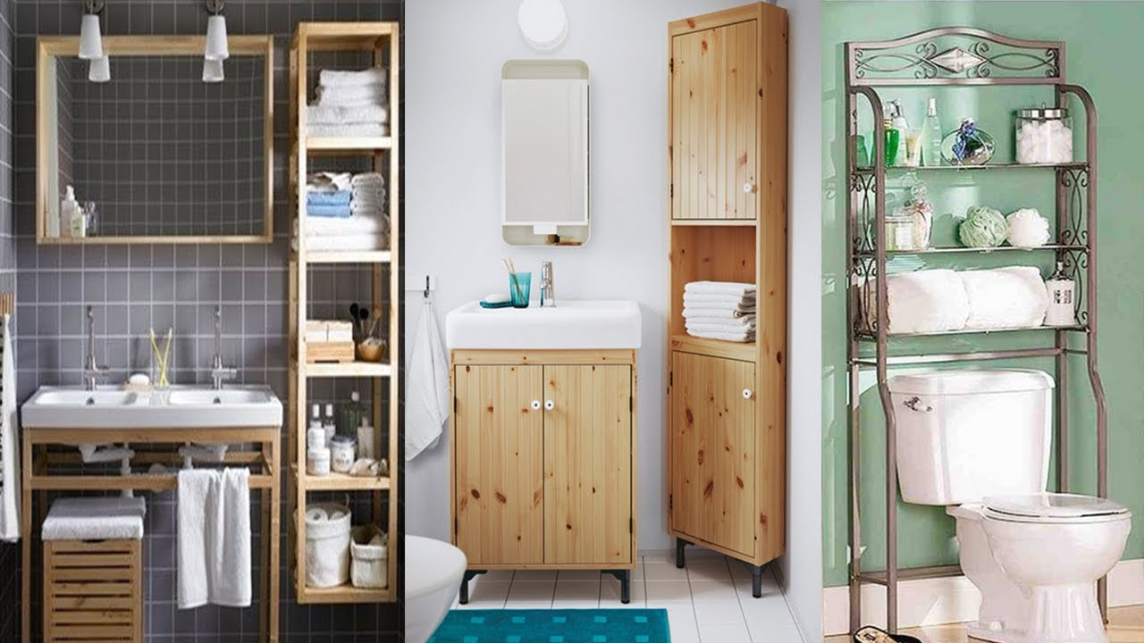 Clever Ikea Bathroom Hacks
