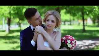 Самое красивое свадебное видео 2015 Ольга и Евгений
