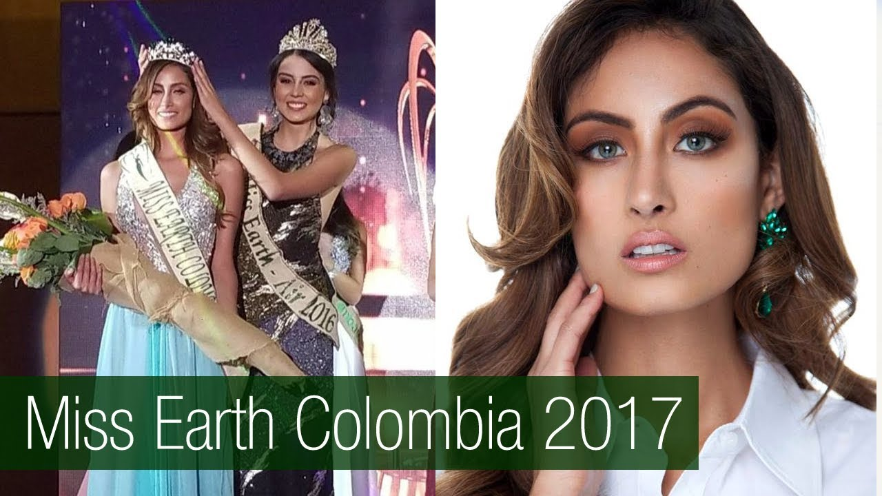 Image result for miss earth colombia 2017 pic