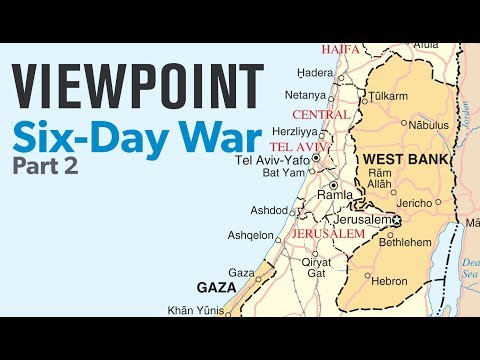 Six-Day War: 50th Anniversary with Ziad Asali | VIEWPOINT