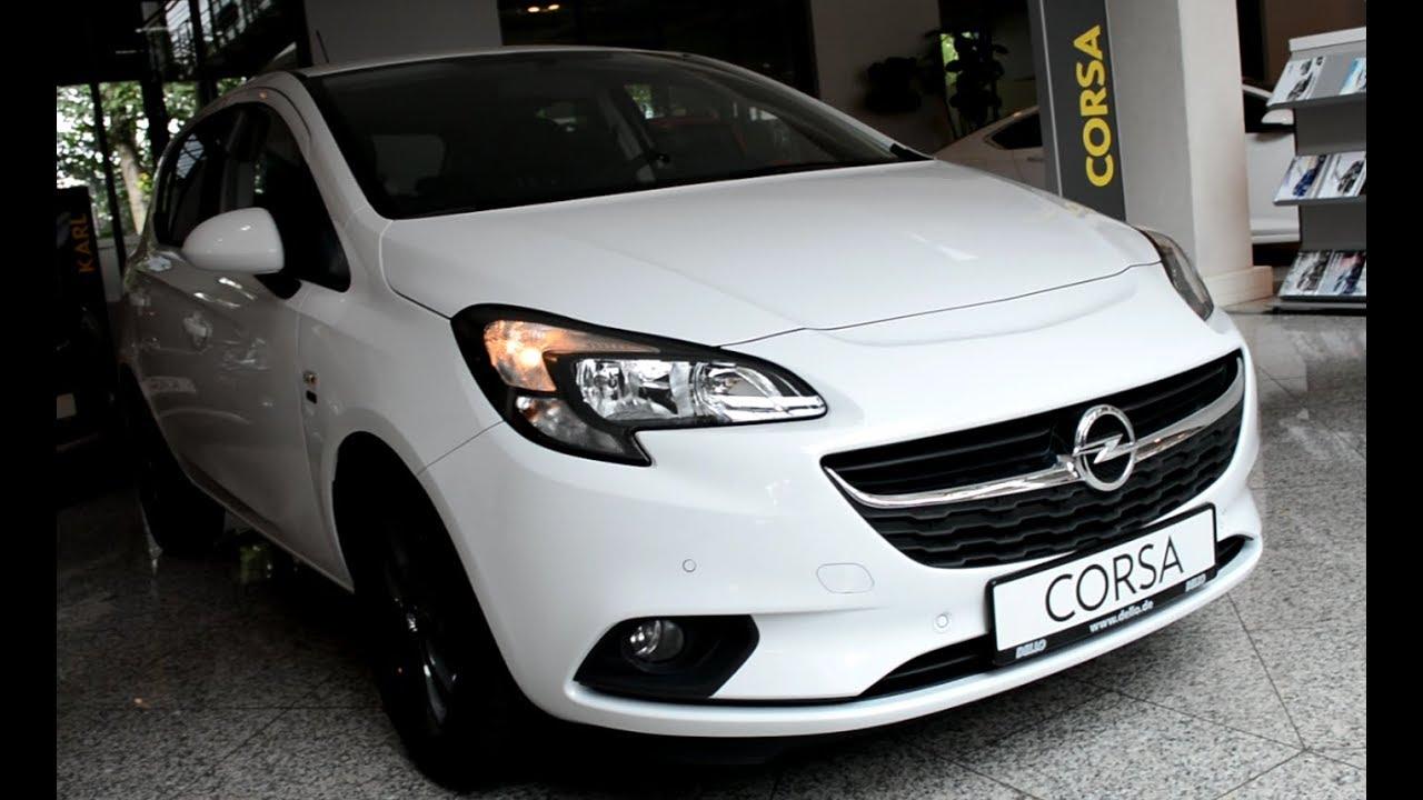 2019 New Opel Corsa Exterior And Interior