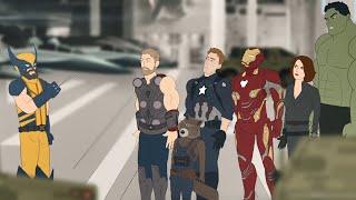 Росомаха теперь в Мстителях
