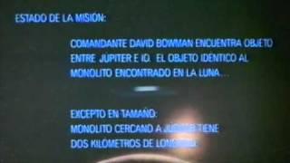 Prologo en castellano de 2010 Odisea dos 1984