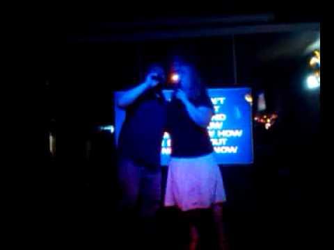 Need You Now - Karaoke - The Lark