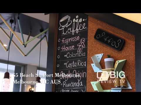 Lafayette Cafe Coffee Shop In Port Melbourne VIC Serving Specialty Coffee And Asian Food