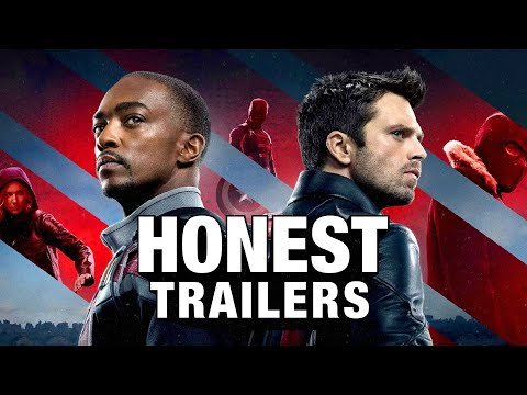 Honest Trailers | The Falcon and The Winter Soldier