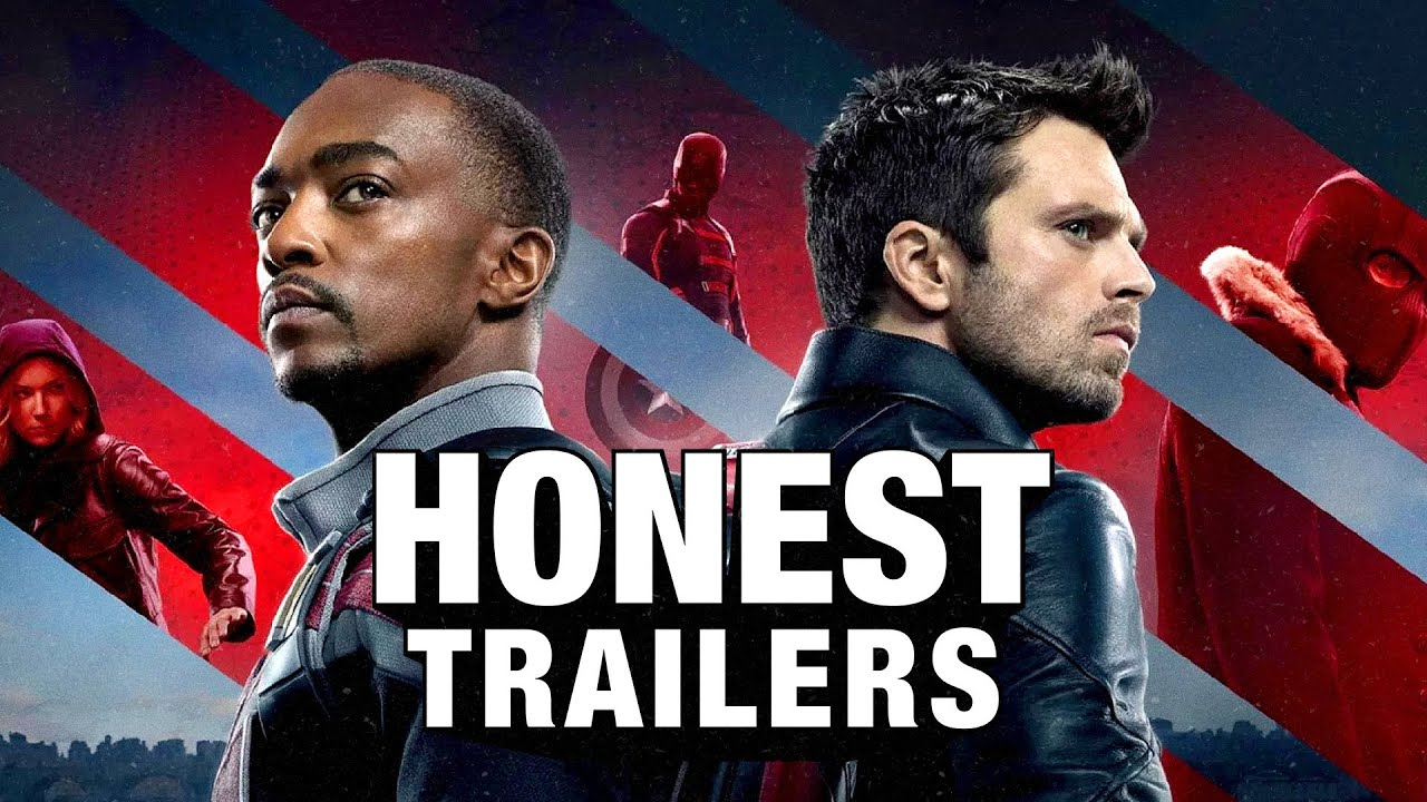 Download Honest Trailers   The Falcon and The Winter Soldier