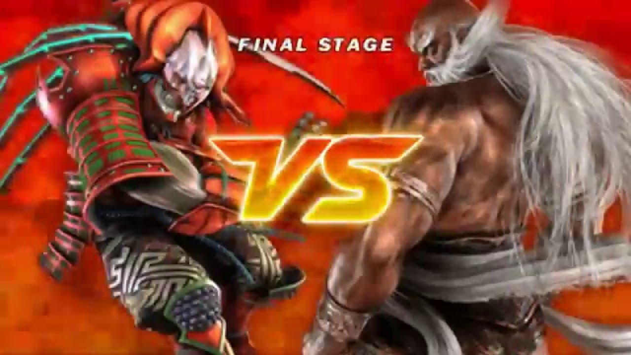 Tekken Dark Resurrection Psp Walkthrough Yoshimitsu Youtube