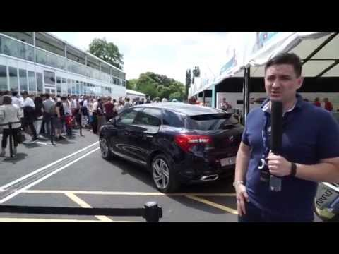 Pitwalk la Formula E 2015 in London - Cavaleria.ro