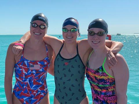 DOHA - Elite 10km Swimmers Course Training