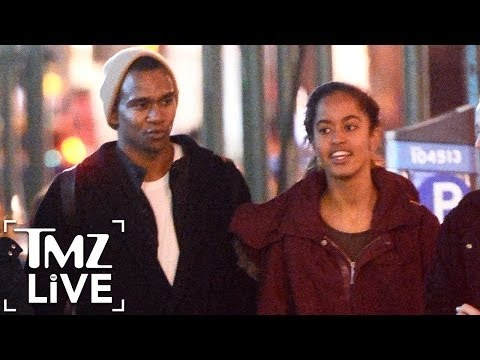 Does Malia Obama Have A New BF? | TMZ Live