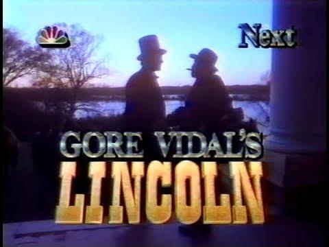 Gore Vidal's Lincoln (1988) Promo