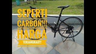 Review Celcius Luxe Road Bike #roadbikemurah #celciusluxe #roadbike