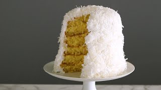 Frosted: Coconut Layer Cake - Martha Stewart