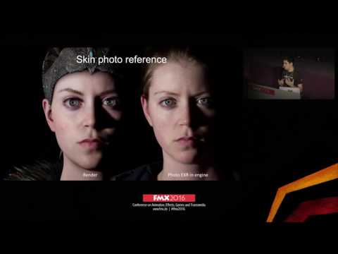 FMX 2016 - Creating Virtual Humans