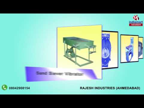 Foundry Machines And Equipment By Rajesh Industries, Ahmedabad