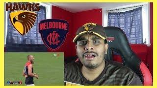 Reaction to AFL Round 4: Hawthorn v Melbourne & More