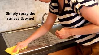 White Vinegar Cleaning & Laundry Uses