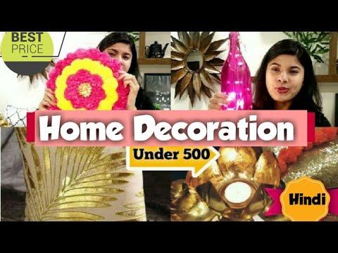 Amazon Shopping haul | Home decor Shopping for Diwali | Indian vlogger