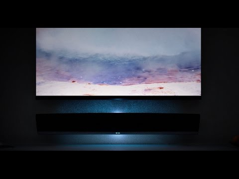 Breaking the sound barriers. HEOS BAR: thrilling HD home cinema. Created by Denon.