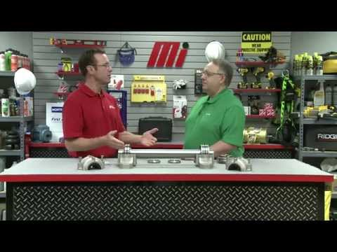 MiHow2 - Schaeffler - How to Maintain Bearing and Pillow Block Centers When Replacing Bearings